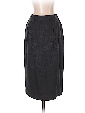 Adrianna Papell Silk Skirt Size 6