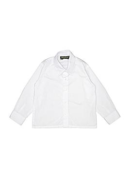 Rafael Long Sleeve Button-Down Shirt Size 3T