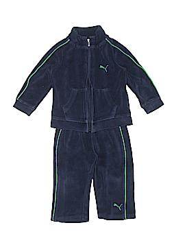 Puma Fleece Jacket Size 12 mo