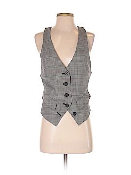Elizabeth and James Tuxedo Vest Size M