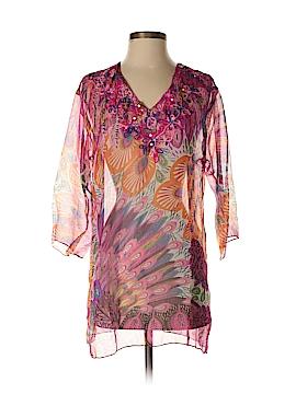 Rima Beachworld 3/4 Sleeve Blouse Size S