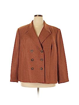 Le Suit Blazer Size 24W (Plus)