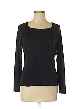 Kevo Silk Pullover Sweater Size L