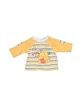 Baby Okie Dokie Long Sleeve T-Shirt Size 0-3 mo