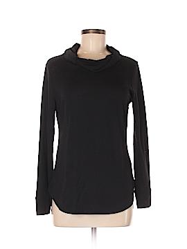 Joan Vass Long Sleeve Blouse Size M