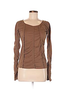Yves Saint Laurent Rive Gauche Long Sleeve Blouse Size M