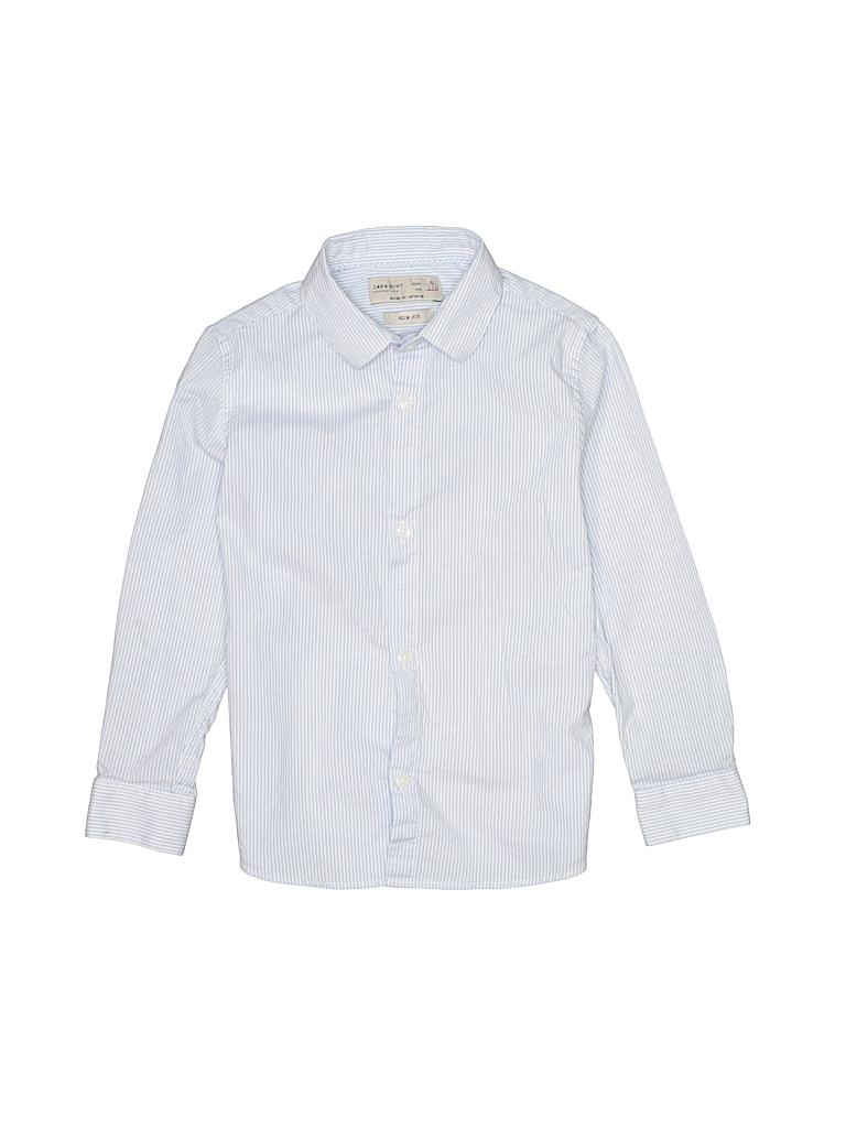 zara long sleeve button down shirt 79 off only on thredup