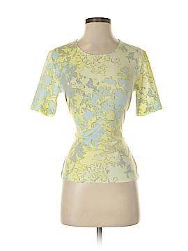 Salvatore Ferragamo Short Sleeve T-Shirt Size M