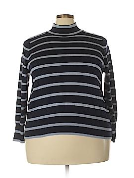 Melissa Masse Turtleneck Sweater Size 2X (Plus)