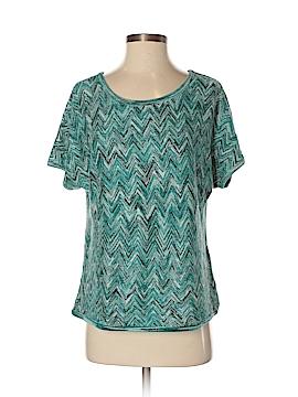 Dana Buchman Short Sleeve Top Size XS