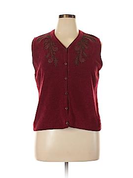 Koret Sweater Vest Size L