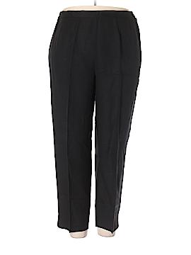 Plaza South Linen Pants Size 20W (Plus)