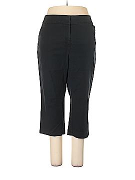 Dana Buchman Khakis Size 20 (Plus)