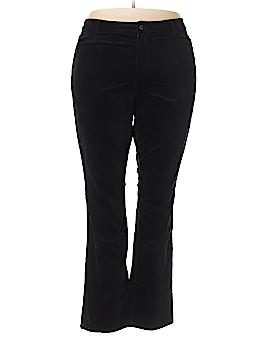 Talbots Velour Pants Size 20 (Plus)