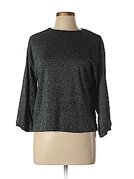 Zara TRF 3/4 Sleeve Top Size M