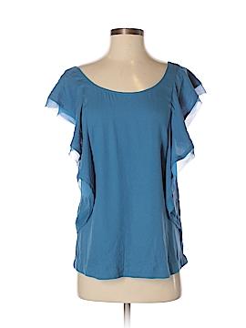 Ella Moss Short Sleeve Blouse Size S