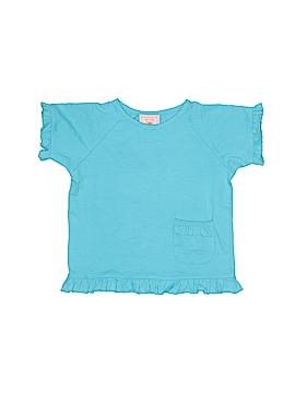 Room Seven Short Sleeve Top Size 7