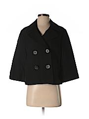 Theory Women Wool Coat Size M