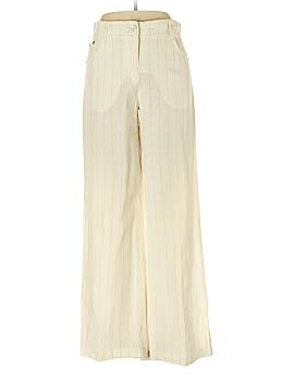 Armani Collezioni Linen Pants Size 38 (IT)
