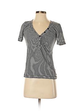 Miss Sixty Short Sleeve Henley Size XS