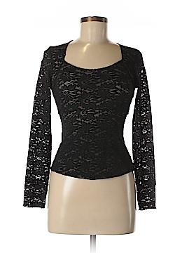 Nicole Miller Long Sleeve Top Size S