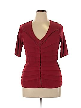 Etcetera Short Sleeve Top Size L