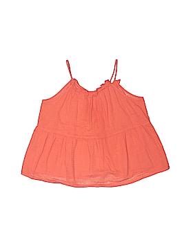 Bonpoint Sleeveless Blouse Size 8