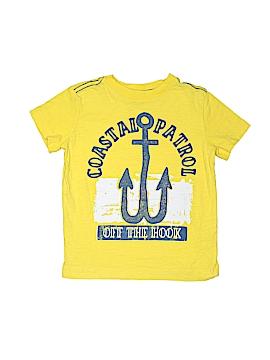 Crazy 8 Short Sleeve T-Shirt Size 4