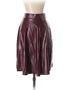 Rachel Kate Faux Leather Skirt Size S