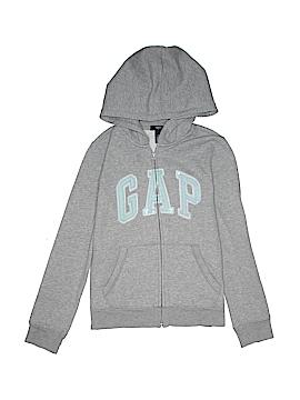 Gap Kids Outlet Zip Up Hoodie Size X-Large (Kids)