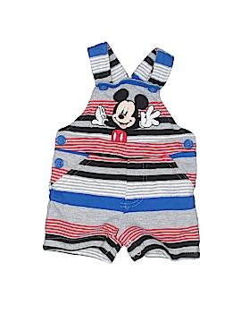 Disney Overall Shorts Newborn