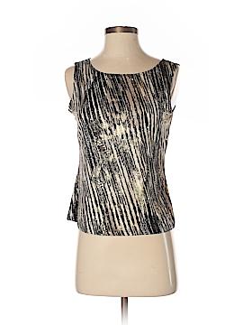 Draper's & Damon's Sleeveless Top Size S
