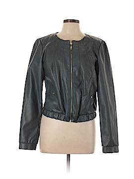 Vero Moda Faux Leather Jacket Size L