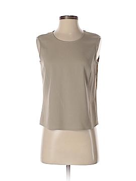 Giorgio Armani Sleeveless Blouse Size 4