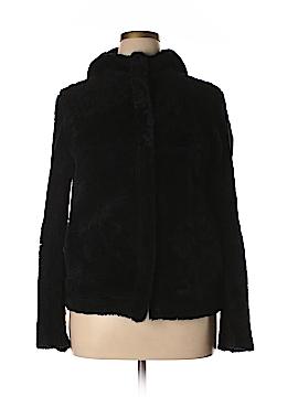 'S Max Mara Faux Fur Jacket Size 10