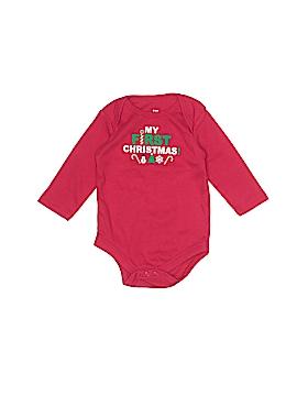 Children's Apparel Network Short Sleeve Onesie Size 0-3 mo