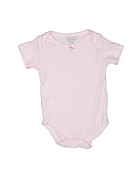 Quiltex Short Sleeve Onesie Size 6-9 mo