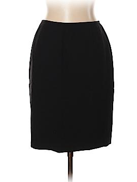 Casual Corner Wool Skirt Size 10