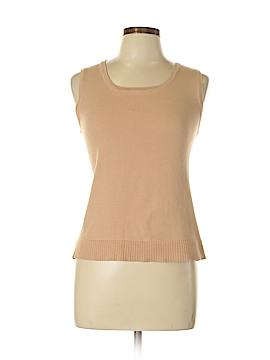 Linda Matthews Sweater Vest Size L