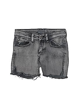 Kill City Denim Shorts 26 Waist