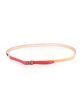 3.1 Phillip Lim Leather Belt Size L