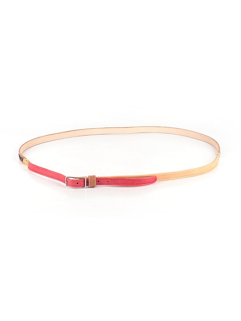 3.1 Phillip Lim Women Leather Belt Size L