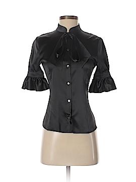 Emporio Armani Short Sleeve Blouse Size 2