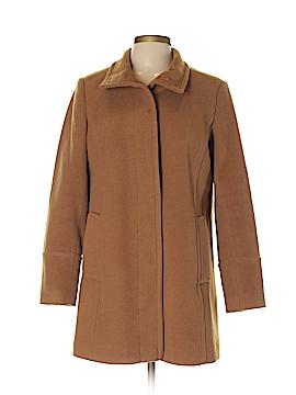 Lands' End Wool Coat Size 10 (Petite)