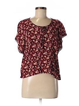 Belle Du Jour Short Sleeve Blouse Size S