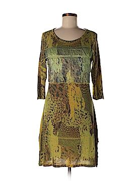 Cubism Casual Dress Size M