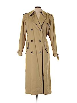 Lauren by Ralph Lauren Trenchcoat Size 10 (Petite)