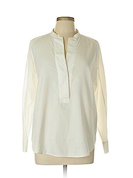 Massimo Dutti Long Sleeve Blouse Size M
