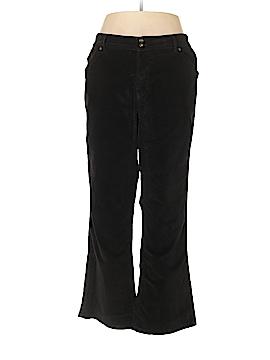 Gloria Vanderbilt Cords Size 20W (Plus)
