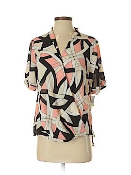 Alfani Short Sleeve Blouse Size 4